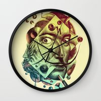 The Look Wall Clock