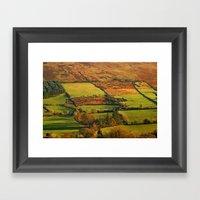 Leinster Mt Framed Art Print