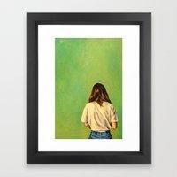 Adelaide Framed Art Print