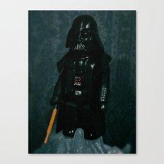 the darkside Canvas Print