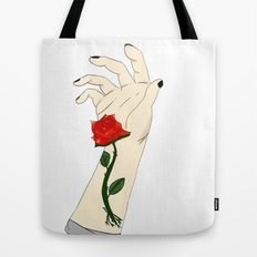 To Bloom from a Memory Tote Bag