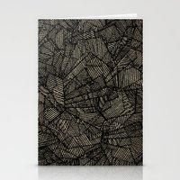 - étoile Noire [blackst… Stationery Cards