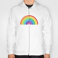 Rainbow - to wear Hoody