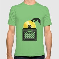 Gold Digger Mens Fitted Tee Grass SMALL