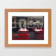 Raymonds, Montclair NJ Framed Art Print