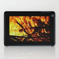 FIRE UP YOUR ENGINE iPad Case