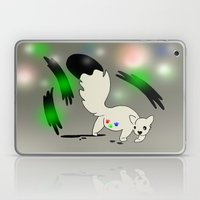Colored Spirit of Squirrel Laptop & iPad Skin