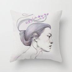 315 Throw Pillow