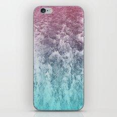 pastel ocean iPhone & iPod Skin