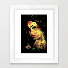 Portrait #1 Framed Art Print
