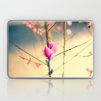 Textured Bloom Laptop & iPad Skin