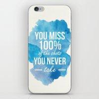 Shots You Take iPhone & iPod Skin