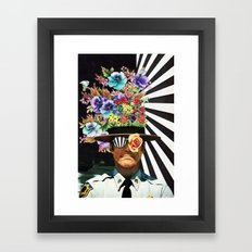 Zimbardo Framed Art Print