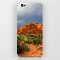 Arches Storm iPhone & iPod Skin