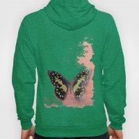 Vintage Butterfly 3 Hoody