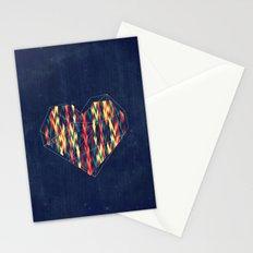 Interstellar Heart Stationery Cards