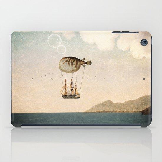 The Big Journey iPad Case