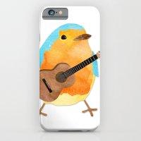 Music Bird iPhone 6 Slim Case