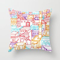I Will Go Anywhere Throw Pillow