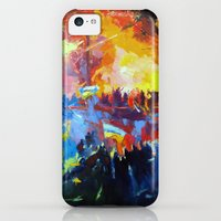 "iPhone Cases featuring Artwork ""Maidan"" by Nikita Filatenko"