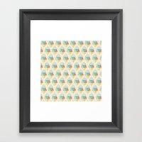 Patterns For Days Framed Art Print