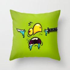 THE SWORD Throw Pillow