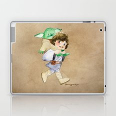 Not a backpack Laptop & iPad Skin