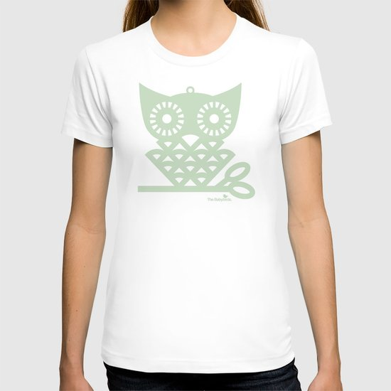 Green Hoot T-shirt
