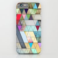 iPhone & iPod Case featuring Triangles  by Jason Michael