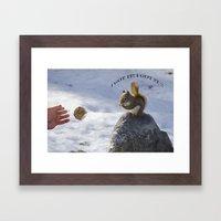 I Got It ! Framed Art Print