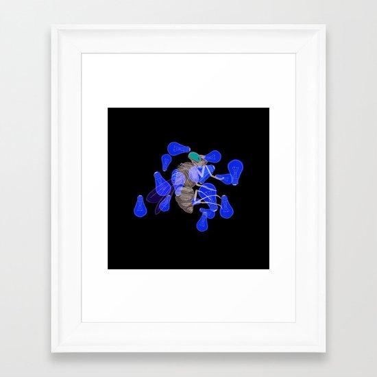 ZZZZZZZZ Framed Art Print