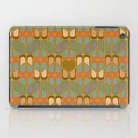 Love Pattern iPad Case