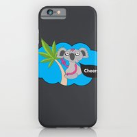 iPhone & iPod Case featuring Cheers mates by Saar Gil