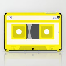 CMYK Cassette Tapes iPad Case