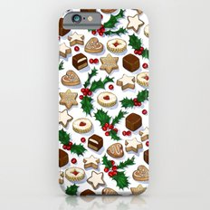 Christmas Treats and Cookies iPhone 6s Slim Case