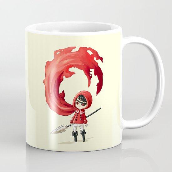 Red Cape Mug