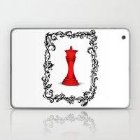 Red Queen Laptop & iPad Skin