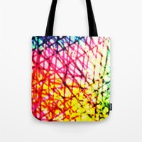 Vibrant Summer  Tote Bag