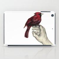 Cardinal Focus iPad Case
