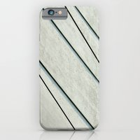 iPhone & iPod Case featuring Black Lines by JReisPhotoDesign