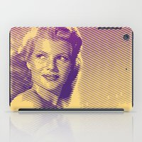 Rita Hayworth iPad Case