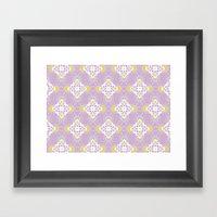 Paisley Pattern 1 Framed Art Print