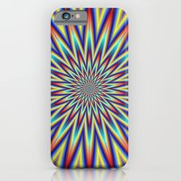 Red Blue And Yellow Supe… iPhone 6 Slim Case