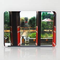 Buddhist Temple, Hue, Viet Nam iPad Case