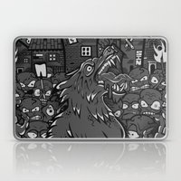WOLVES OF PERIGORD Laptop & iPad Skin
