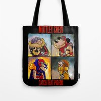 Muttley Crew : Catch that Pigeon  Tote Bag
