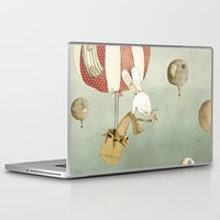 balloon Laptop & iPad Skins featuring Balloon by Judith Loske