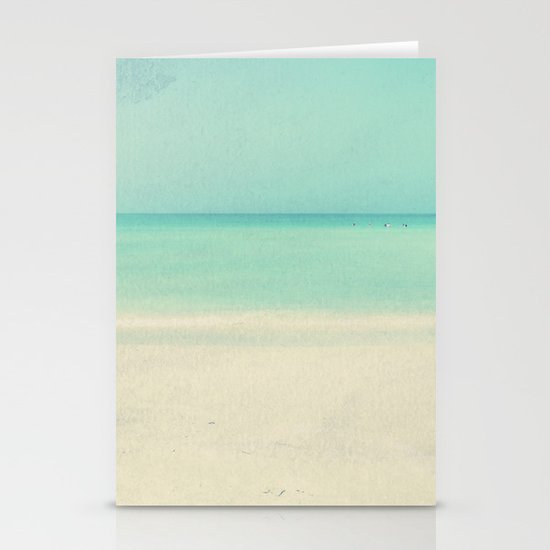 Ocean Dreams #2 LONG Stationery Card