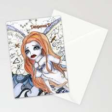 #75 Dangerous D. Stationery Cards