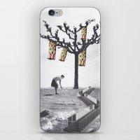 L'arbre iPhone & iPod Skin